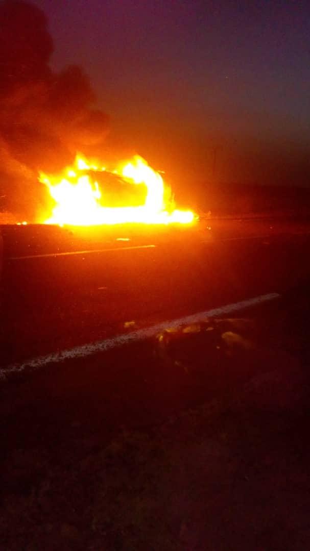 Ndiaffate: Un accident fait 1 mort et 3 blessés, tous des gambiens