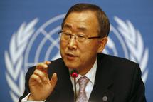 L'ONU appelle à un second tour de scrutin dans le calme