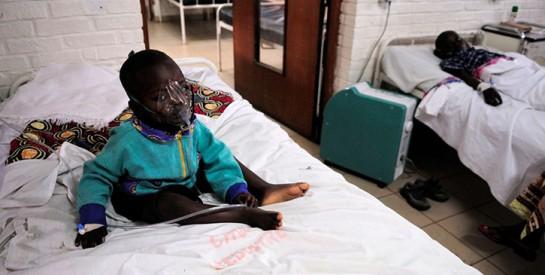 Elle tue un enfant de moins de 5 ans toutes les 39 secondes: 5 choses à savoir sur la pneumonie