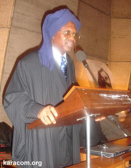 Lettre ouverte de Cheikh Ahmadou Kara Mbacké aux candidats Maître Wade et Monsieur Macky Sall.