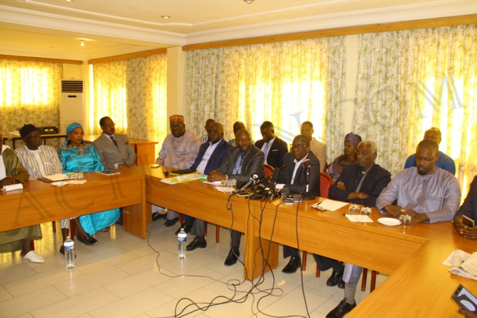Report des élections locales: Le FRN rejette la démarche unilatérale du Gouvernement