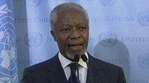 L'émissaire de l'ONU Kofi Annan attendu le 10 mars à Damas