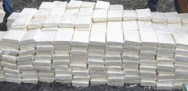 Cocaïne saisie par la marine: La Douane réclame 240 milliards FCfa à l'équipage