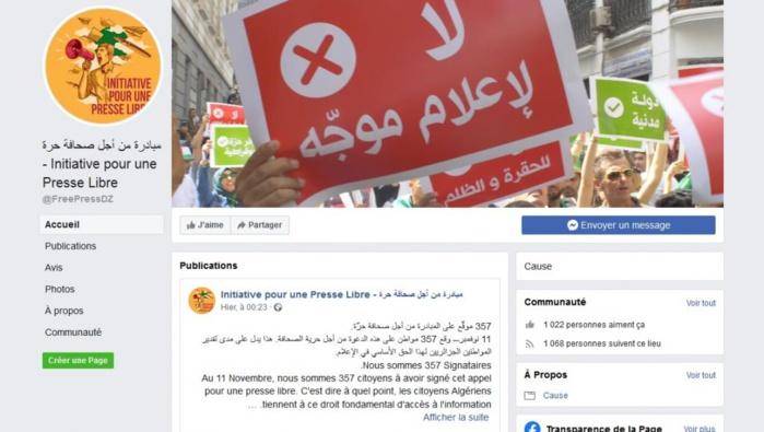 En Algérie, une pétition pour soutenir les journalistes de la radio nationale