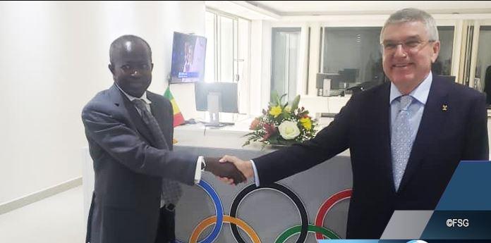 Jeux Olympiques de Dakar 2022: Le CIO promet 54 milliards FCfa au comité d'organisation