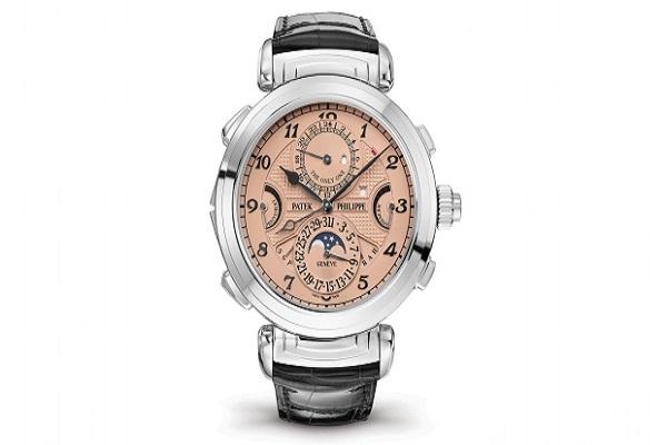 Suisse: La montre la plus chère du monde vendue à un prix record