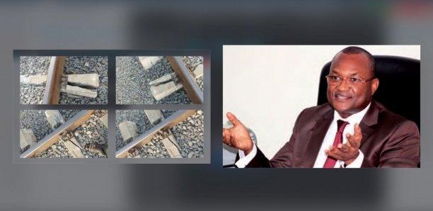 État des rails du Ter: Ndéné Sall parle de déraillement des rails métriques