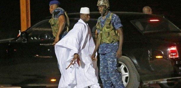 Sorcellerie: Comment Jammeh testait les policiers avec des...