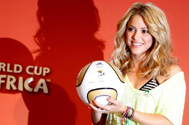 "Shakira : ""Le football me suit partout"""