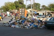 Les ordures envahissent encore Dakar...
