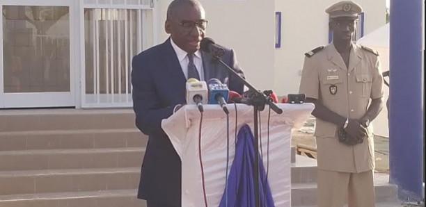 Me Sidiki Kaba : « le terrorisme et le trafic de drogue sont des menaces réelles pour le Sénégal »