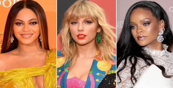 Musique: Beyoncé n'est plus la chanteuse la mieux payée, Voici le nouveau classement