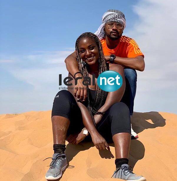 PHOTOS - Elzo Jamdong en toute complicité avec KALIMA GADJI et Mamico Coco à la découverte de Dubaï