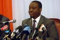 Guillaume Soro démissionne, Ahoussou Jeannot nouveau PM?
