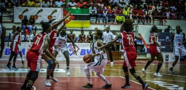 Basket/ TQO 2020 : Les Lionnes éliminées par le Mozambique