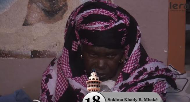Touba en deuil: Sokhna Khady Bara Mbacké n'est plus