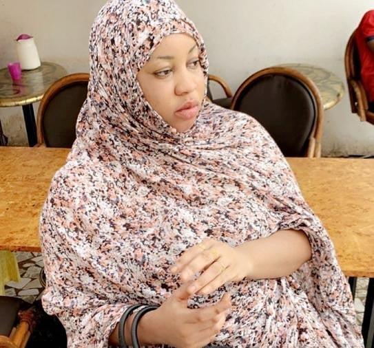PHOTOS - Après l'histoire des vidéos compromettantes: Nafissatou Kébé, l'ex-épouse de Djily Création, signe son «come-back»