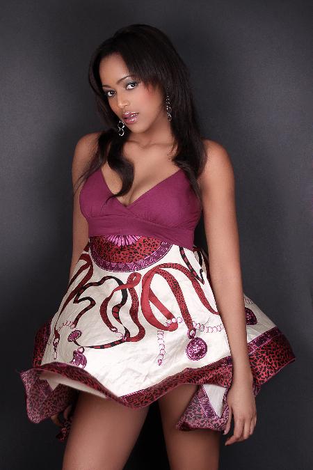 Vanessa Edorth, Miss Diaspora se lance dans le social