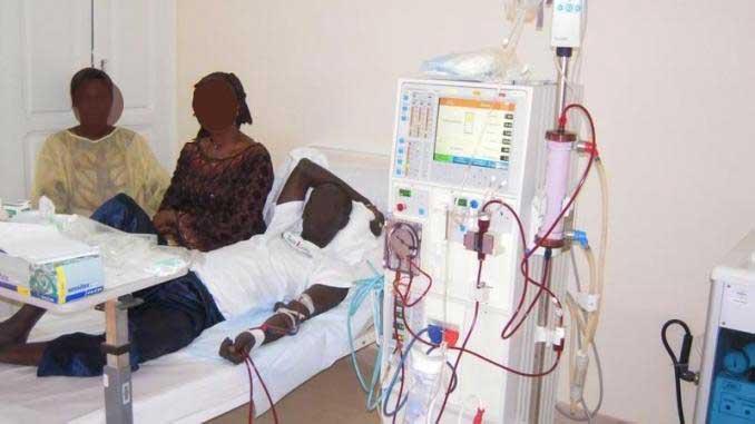 1 million de Sénégalais sont des d'insuffisants rénaux