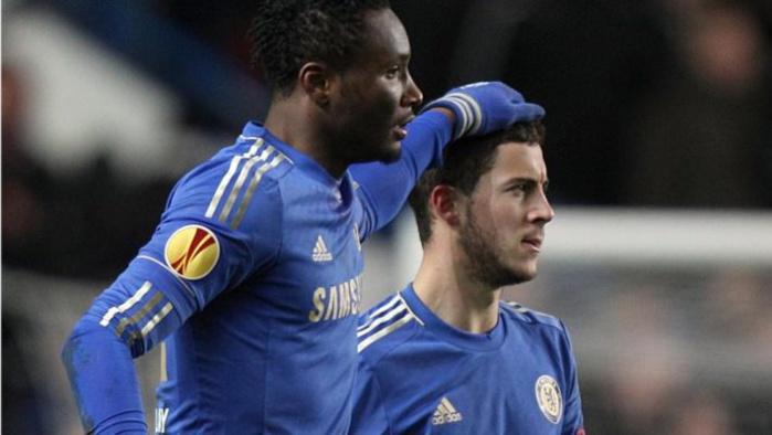 """Mikel Obi révèle le """"joueur le plus paresseux"""" avec qui il a évolué à Chelsea"""