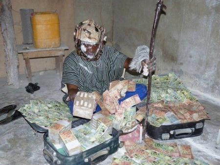 Charlatanisme : Diawara verse 7 millions espérant 5 milliards FCfa