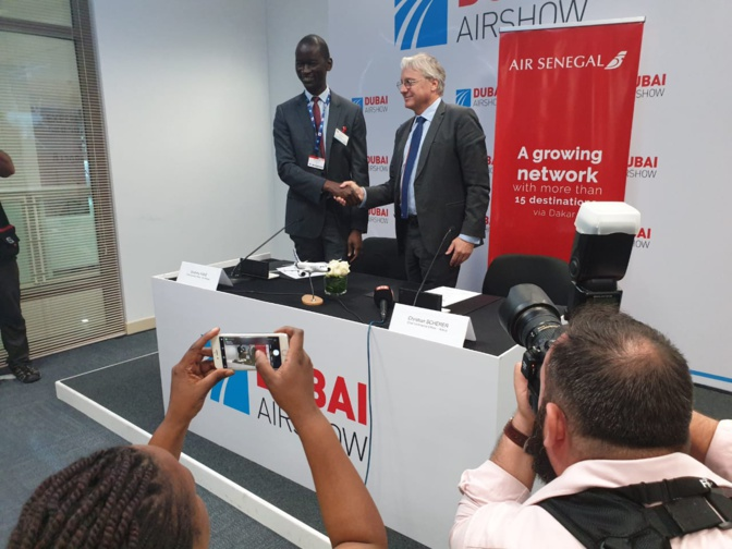 Transport aérien : Air Sénégal acquiert huit Airbus