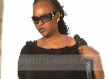 Kiné Sow : Une star très courue avec sa forme généreuse