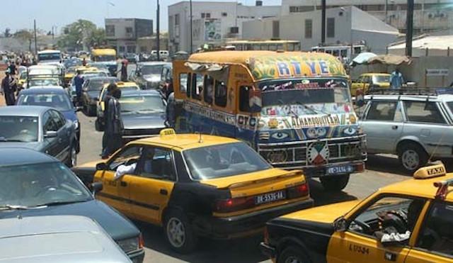 Circulation sur la Vdn et Yoff : L'embouteillage, un cauchemar des automobilistes