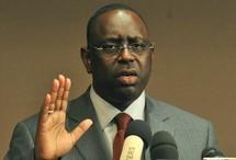 Présidentielle 2012 / Second tour - Temps d'antenne de Macky Sall du dimanche 11 mars 2012