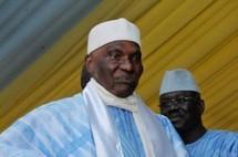 Présidentielle 2012 / Second tour - Temps d'antenne d'Abdoulaye Wade Sall du dimanche 11 mars 2012