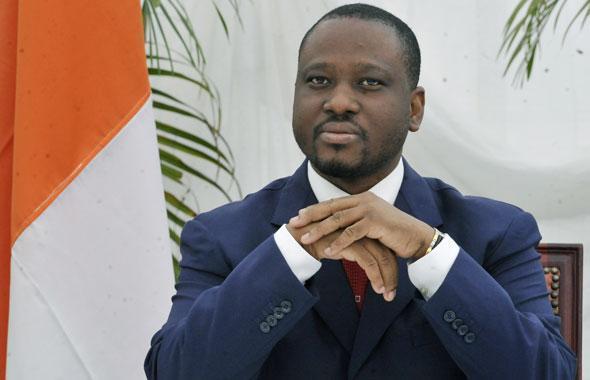 Côte d'ivoire: Guillaume Soro, nouveau président de l'Assemblée nationale