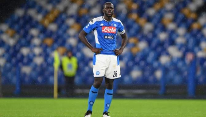 Naples: L'intouchable Kalidou Koulibaly bradé pour 49 milliards FCfa