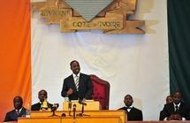 Côte d`Ivoire: Soro, nouveau président du parlement, se pose en rassembleur