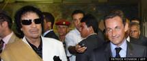 Sarkozy financé par Kadhafi en 2007: Mediapart accuse, l'équipe de campagne refuse de commenter