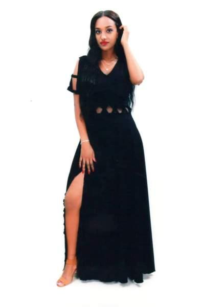 Miss Ethiopie : Feven Araya Gebreslassie