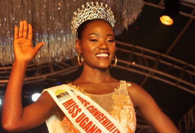 Miss Ouganda : Oliver Nakakande