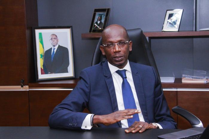 Le Directeur Général de l'ONAS, Lansana Gagny SAKHO élu vice-Président de l'Association Africaine de l'Eau (AAE)