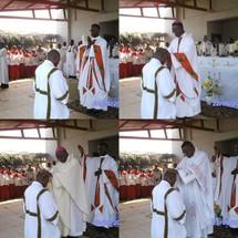 Ordination du Nouvel évêque de Ziguinchor : Monseigneur Paul Able Mamba sera consacré le 21 Avril