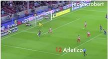 Les 50 buts de Messi en 2011-2012