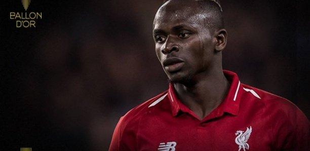 Ballon d'Or: France Football aurait organisé un shooting avec Sadio Mané