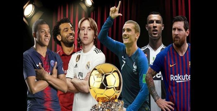 Ballon d'Or 2019 : Kylian Mbappé désigne son favori