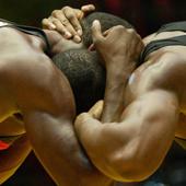 médailles chez les garçons, Adama Diatta champion d'Afrique de lutte
