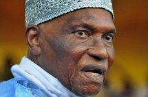 Présidentielle 2012 / Second tour - Temps d'antenne d'Abdoulaye Wade du mercredi 14 mars 2012