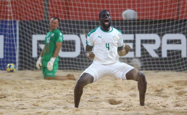 Mondial Beach soccer: le Sénégal bat les Emirats Arabes Unies et se qualifie en quart de finale