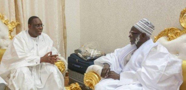 Affaire des talibés ligotés: Une rencontre entre Macky Sall et Serigne Mountakha annoncée