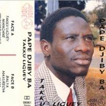 Pape Djiby Ba - Balya   ( Retro)