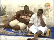 Ndogou Li avec Taan Bombé ( Le chapelet)