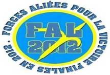Conférence de presse des marchands ambulants des FAL 2012, mardi