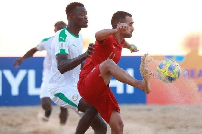 Mondial de Beach soccer: le Sénégal éliminé en quart de finale