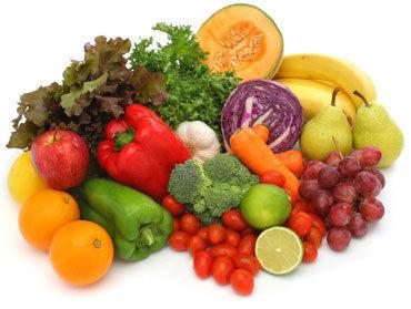 Mangez des fruits et légumes pour illuminer votre teint